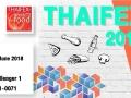 INVITATION TO THAIFEX 2018