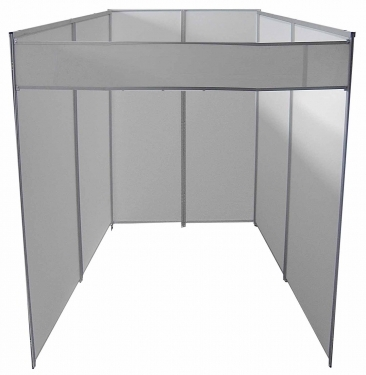 Booth 2 x 2 m.