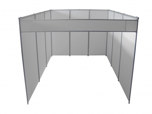 Booth 3 x 3 m.